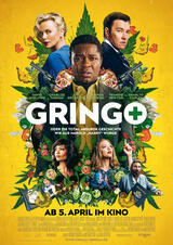 Gringo - Poster