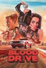 Blood Drive - Poster