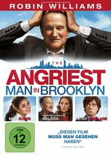 The Angriest Man In Brooklyn - Poster
