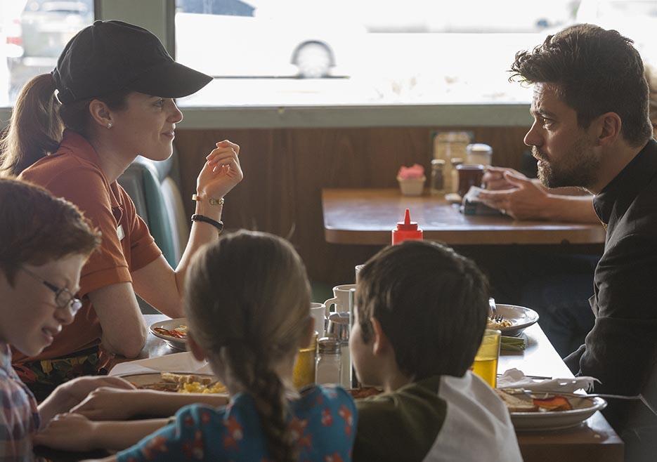 Preacher, Preacher Staffel 1 mit Dominic Cooper und Lucy Griffiths