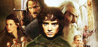 Der Herr der Ringe: Die Gefährten (Poster)