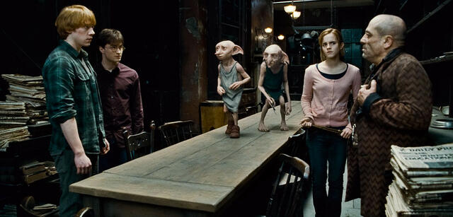Hauself Kreacher Harry Potter Stimme Für Conjuring 2 Besetzt