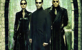 Matrix Reloaded mit Keanu Reeves, Laurence Fishburne und Carrie-Anne Moss - Bild 249