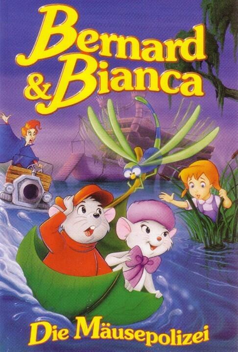 Bernhard Und Bianca Die Mäusepolizei