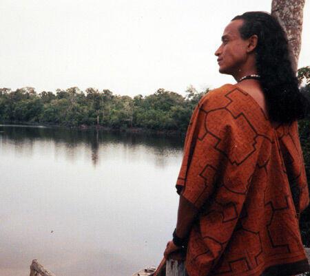 Fire on the Amazon mit Juan Fernández