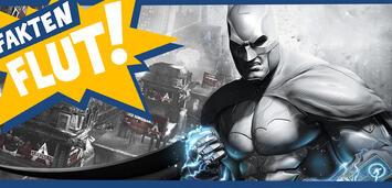 Bild zu:  Die Faktenflut zu Batman-Games