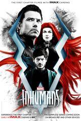 Marvel's Inhumans - Poster