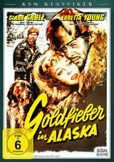 Goldfieber in Alaska - Poster