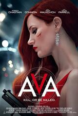 Code Ava - Trained to Kill - Poster