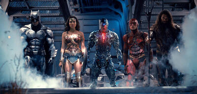 Justice League sans Superman