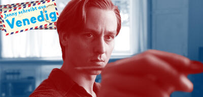 Tom Schilling in Werk ohne Autor