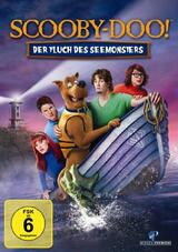 Scooby-Doo! - Der Fluch des Seemonsters - Poster