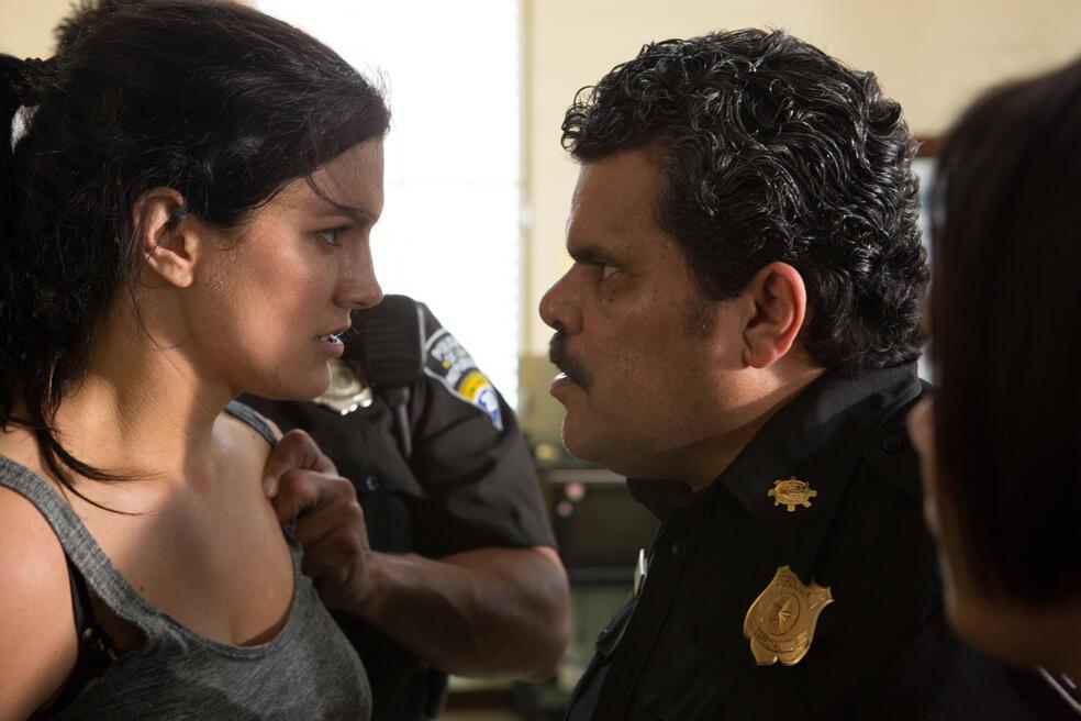 In the Blood mit Gina Carano und Luis Guzmán