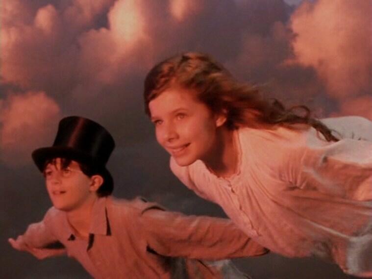 Peter Pan mit Rachel Hurd-Wood und Harry Newell
