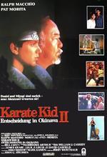 Karate Kid II - Entscheidung in Okinawa Poster
