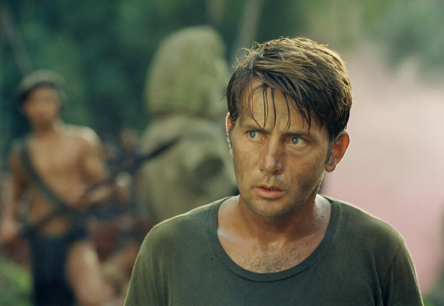 Apocalypse Now mit Martin Sheen