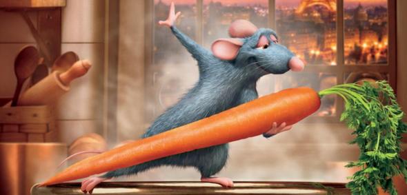Ratatouille - Ratten und Rüben, ein Tango für die Filmgeschmacksknospen