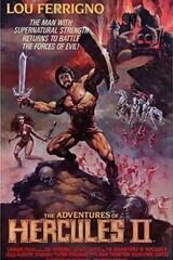 Die Abenteuer des Herkules 2 - Poster