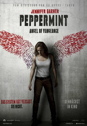 Peppermint - Angel of Vengeance Poster