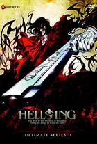 Hellsing Ultimate OVA Poster
