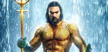 Wahnsinnig schuppiges Aquaman-Kostüm