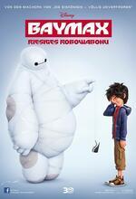 Baymax - Riesiges Robowabohu Poster