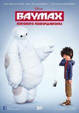 Baymax - Riesiges Robowabohu - Poster