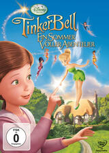 TinkerBell - Ein Sommer voller Abenteuer - Poster