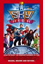 Sky High - Diese Schule hebt ab! Poster