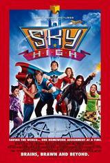 Sky High - Diese Schule hebt ab! - Poster