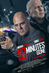 10 Minutes Gone - Poster