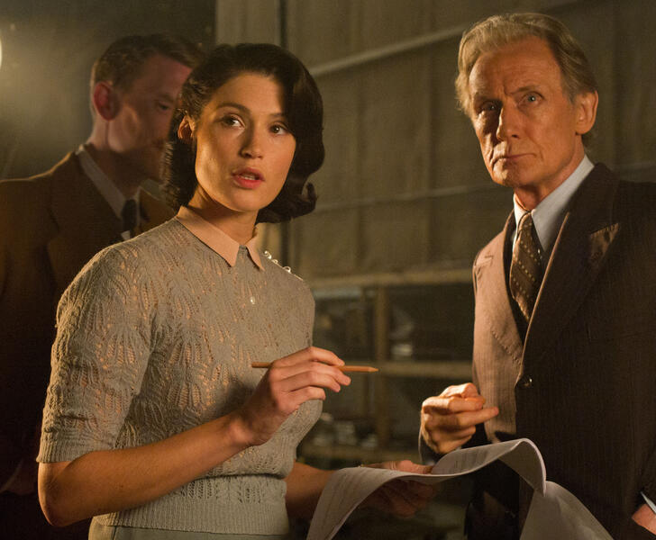 Their Finest mit Bill Nighy und Gemma Arterton