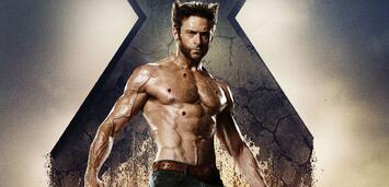 Bild zu:  Hugh Jackman als Wolverine