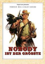 Nobody ist der Größte - Poster