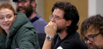 "Game of Throens: Kit Haringtons Reaktion auf ""Jon killt Dany"""
