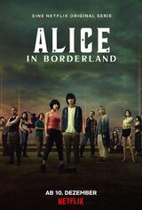 Alice in Borderland - Poster