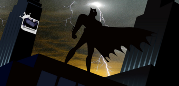 Bild zu:  Batman - The Animated Series
