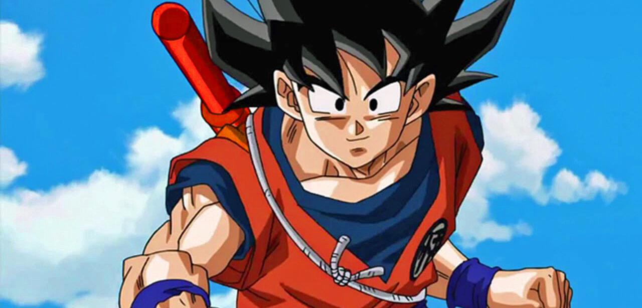 Son Goku Alle Formen