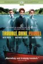 Trouble ohne Paddel Poster