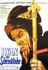 Iwan der Schreckliche - Poster