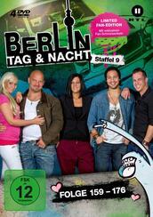 Berlin - Tag und Nacht Staffel 9 - Poster