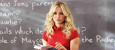 Bad Teacher mit Cameron Diaz