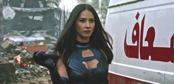 Olivia Munn in X-Men: Apocalypse