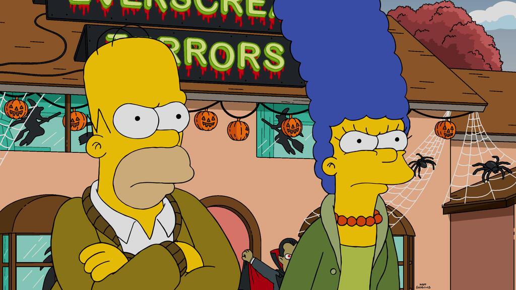 Die Simpsons - Staffel 27