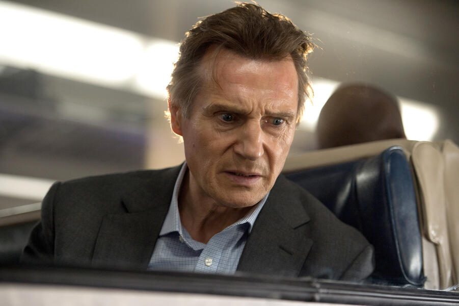 The Commuter mit Liam Neeson