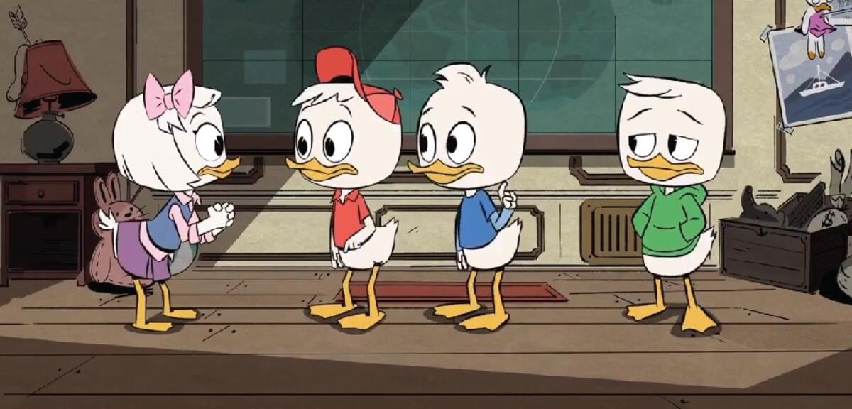 Ducktales Serien Stream