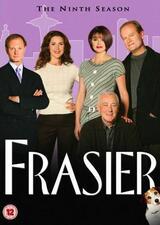 Frasier - Staffel 9 - Poster