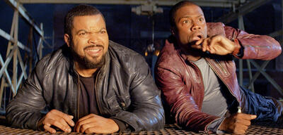 Ice Cube und Kevin Hart in Ride Along 2