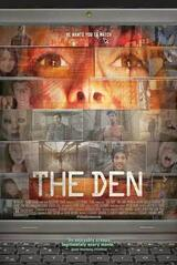 The Den - Poster