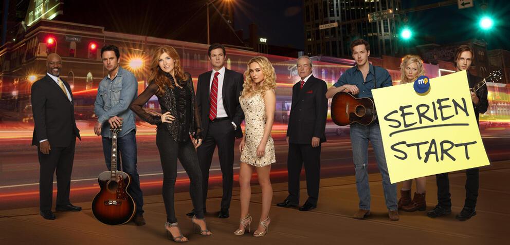 Bild zu Nashville - 4. Staffel der Musikserie startet auf Fox in Deutschland